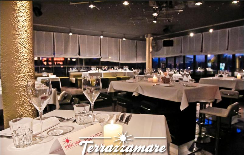 Terrazzamare Jesolo, easy chic restaurant | Jesolo-OK