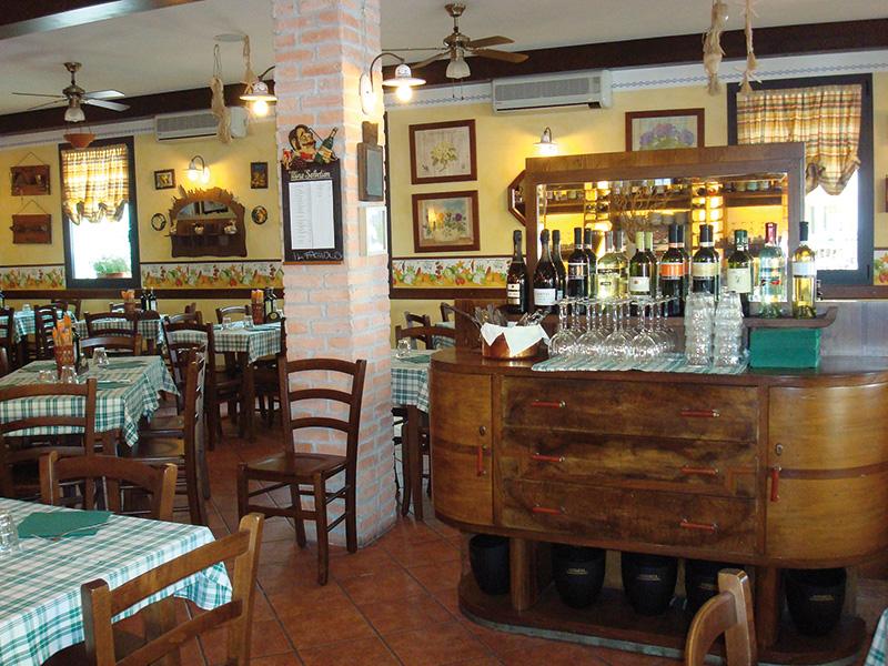 Il fagiolo ristorante jesolo jesolo ok for Casa moderna jesolo